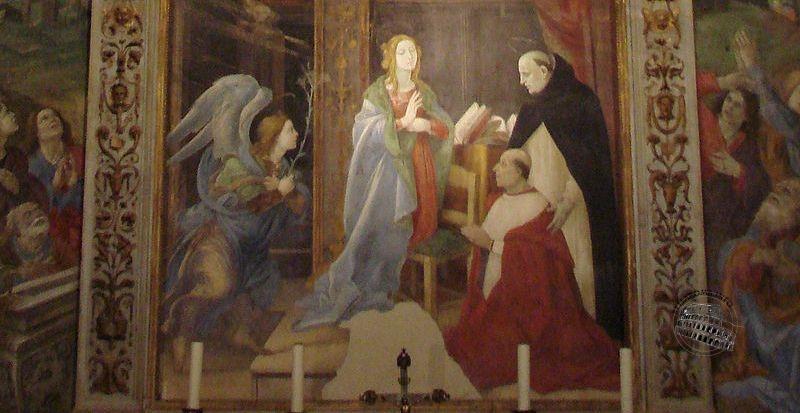 Oliviero Carafa: cardinale, condottiero e grande committente!