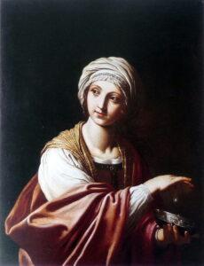 Elisabetta Sirani, Cleopatra, Flint Institute of Arts,Flint, Michigan