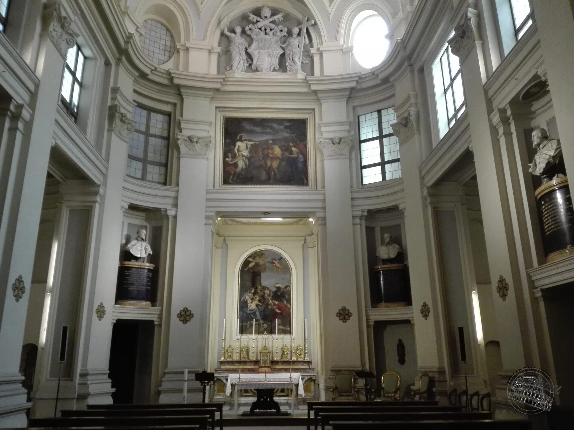 Cappella dei Re Magi, Palazzo Propaganda Fide