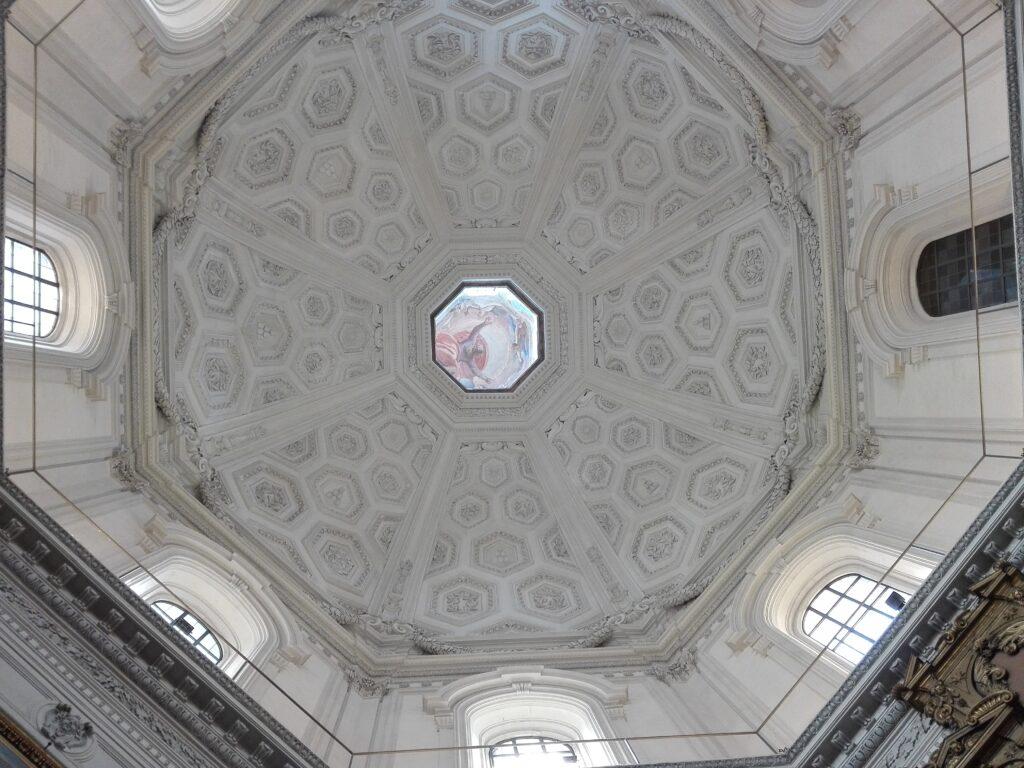 Cupola, Chiesa di Santa Maria della Pace