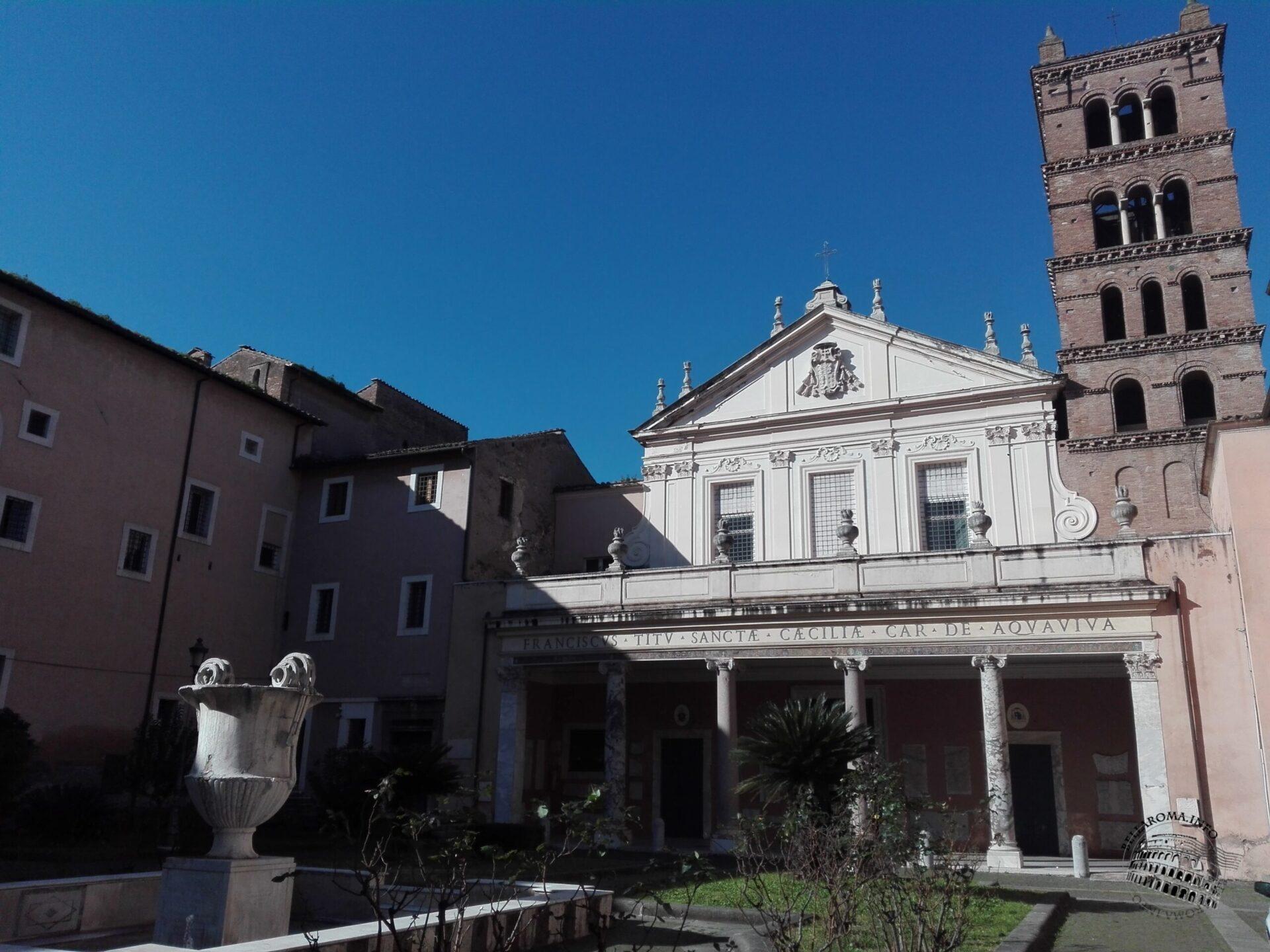 Chiesa di Santa Cecilia in Trastevere, Roma