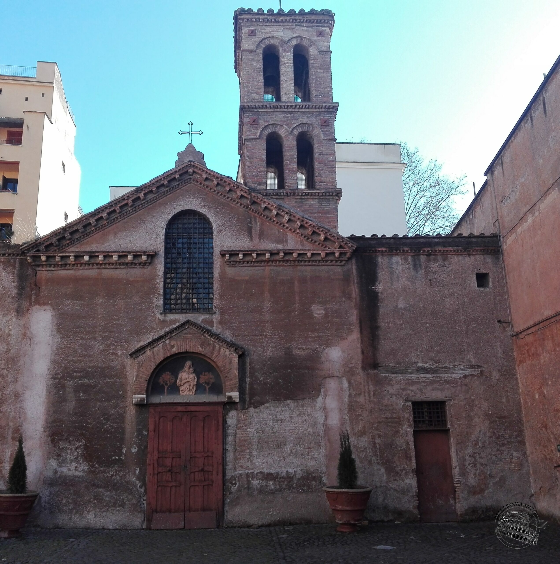 Chiesa di Santa Maria in Cappella, Roma