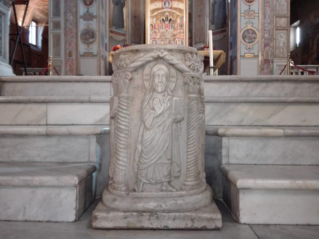 Pozzo della chiesa di San Bartolomeo all'Isola, Roma