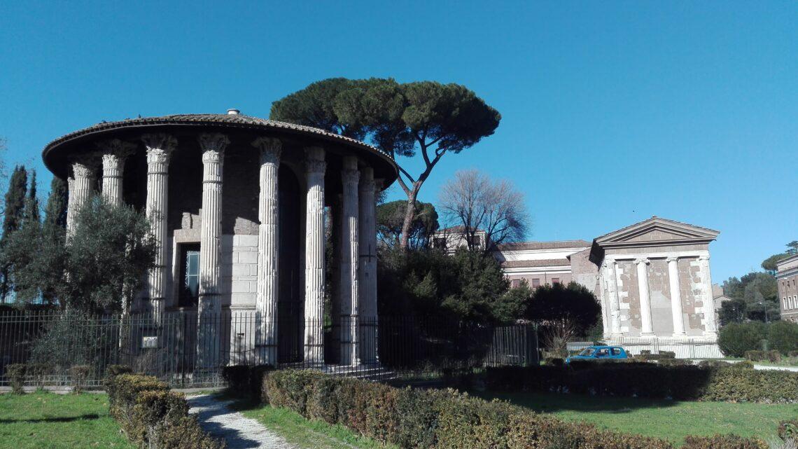 Il tempio di Ercole Oleario e il tempio di Portuno