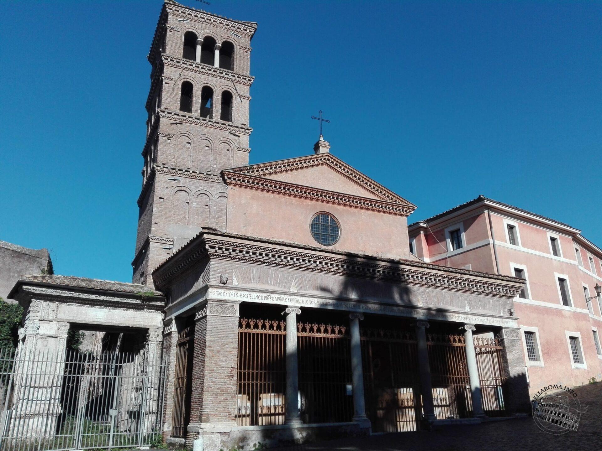 Chiesa di San Giorgio al Velabro, Roma