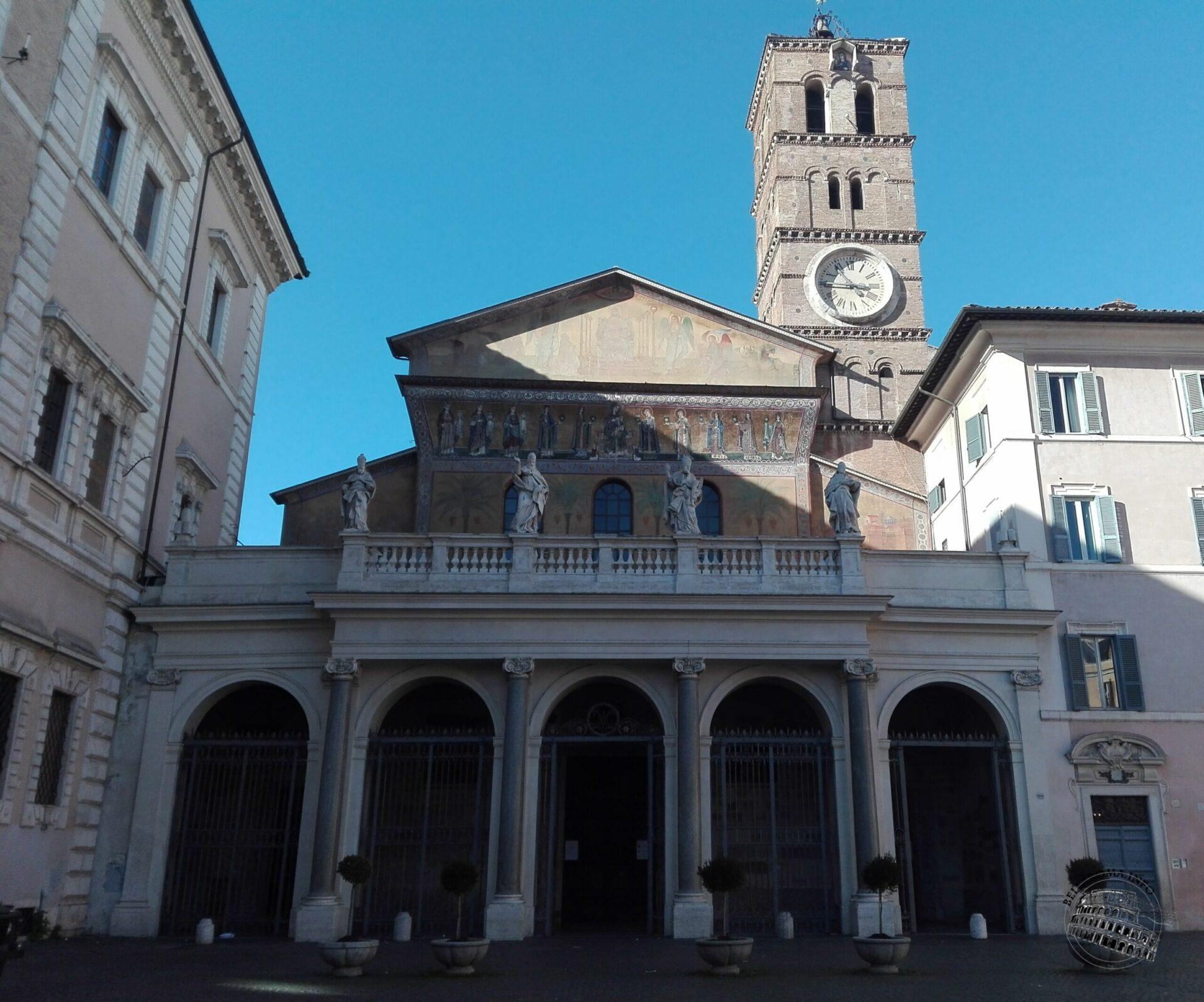Chiesa di Santa Maria in Trastevere, Roma