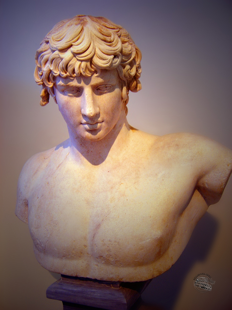Antinoo, Museo archeologico nazionale di Atene.
