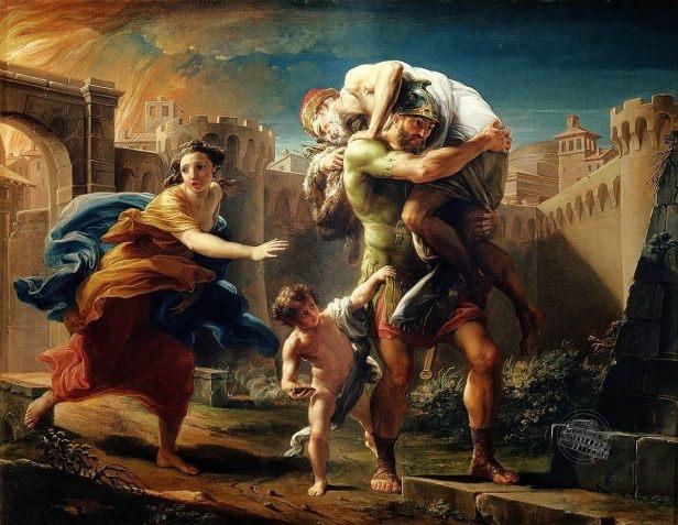 Pompeo Batoni e il Grand Tour