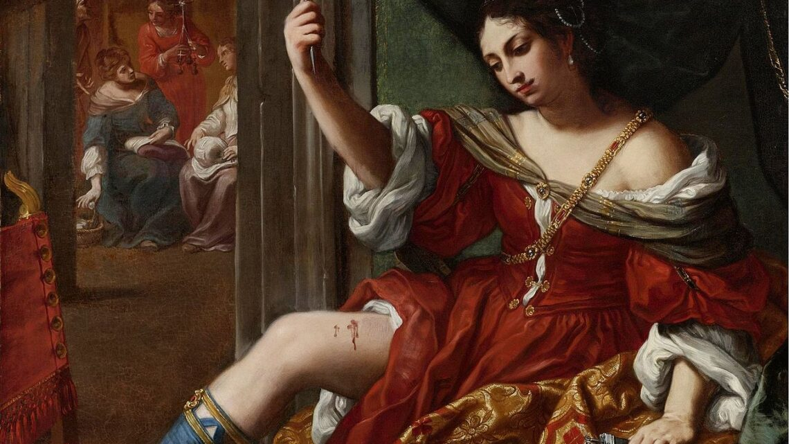 Elisabetta Sirani una pittrice imprenditrice