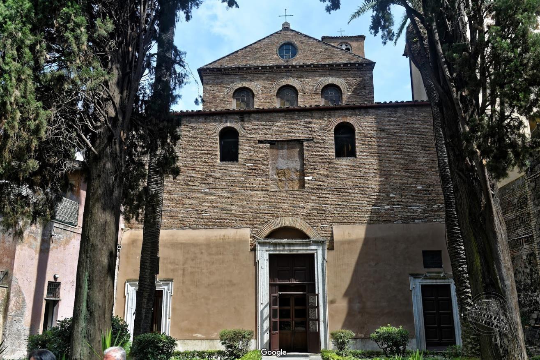 Basilica di Sant'Agnese, facciata