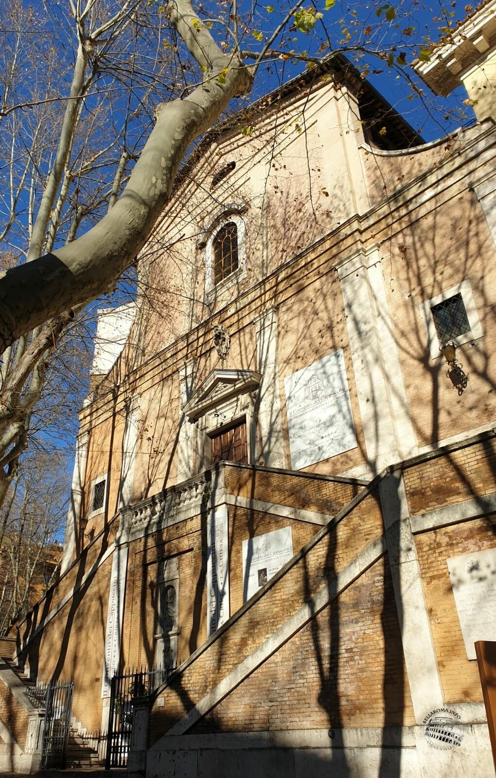 Facciata chiesa Santa Maria dell'Immacolata