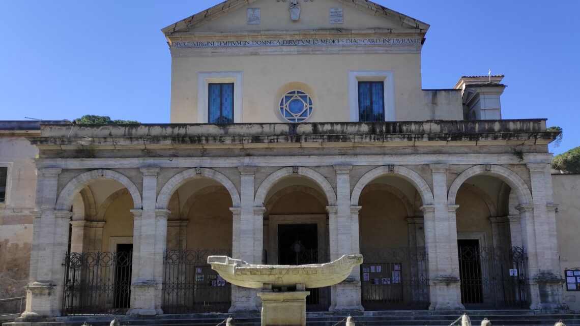 Chiesa di Santa Maria in Domnica