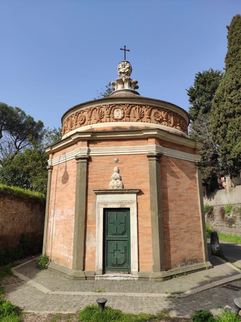 Tempietto di San Giovanni in Oleo, Roma
