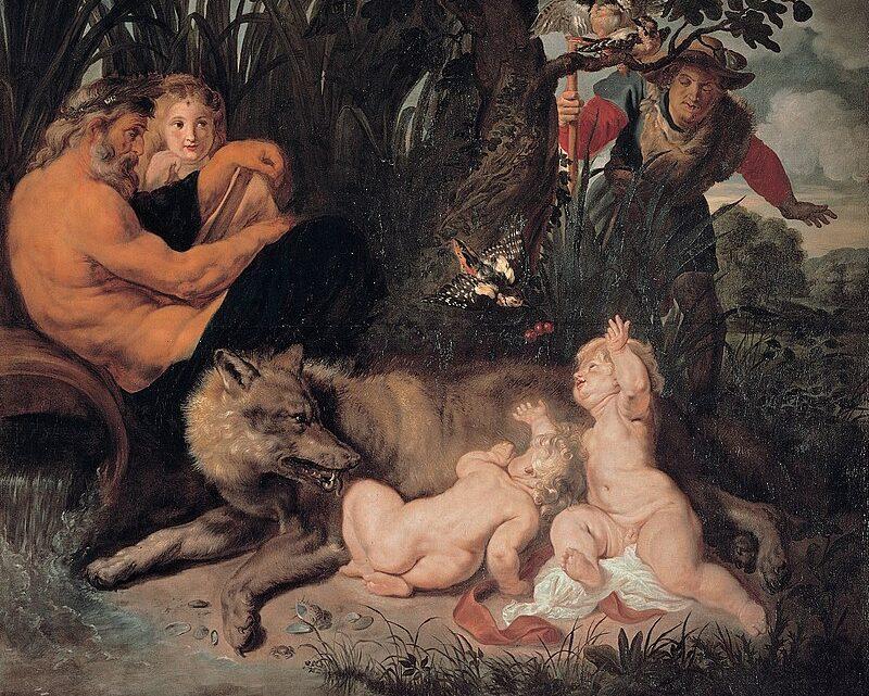 Natale di Roma: 21 aprile 753 a.C.
